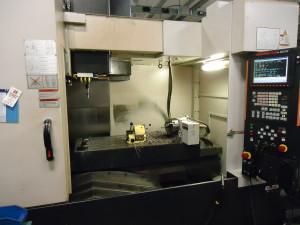 Mazak Milling Machine