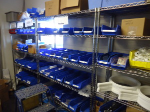 OEM Replacement Parts Stockroom